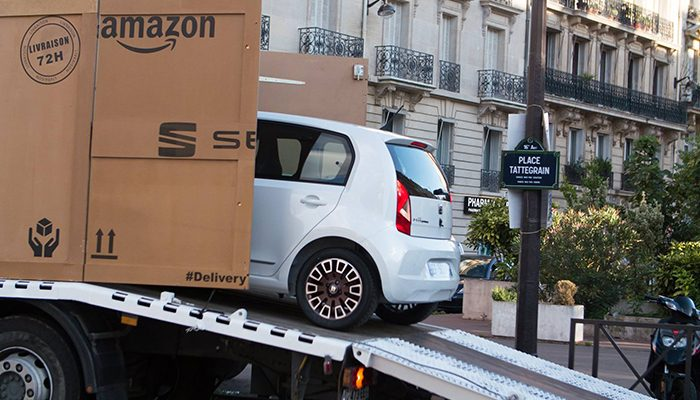 acquista auto nuova su amazon